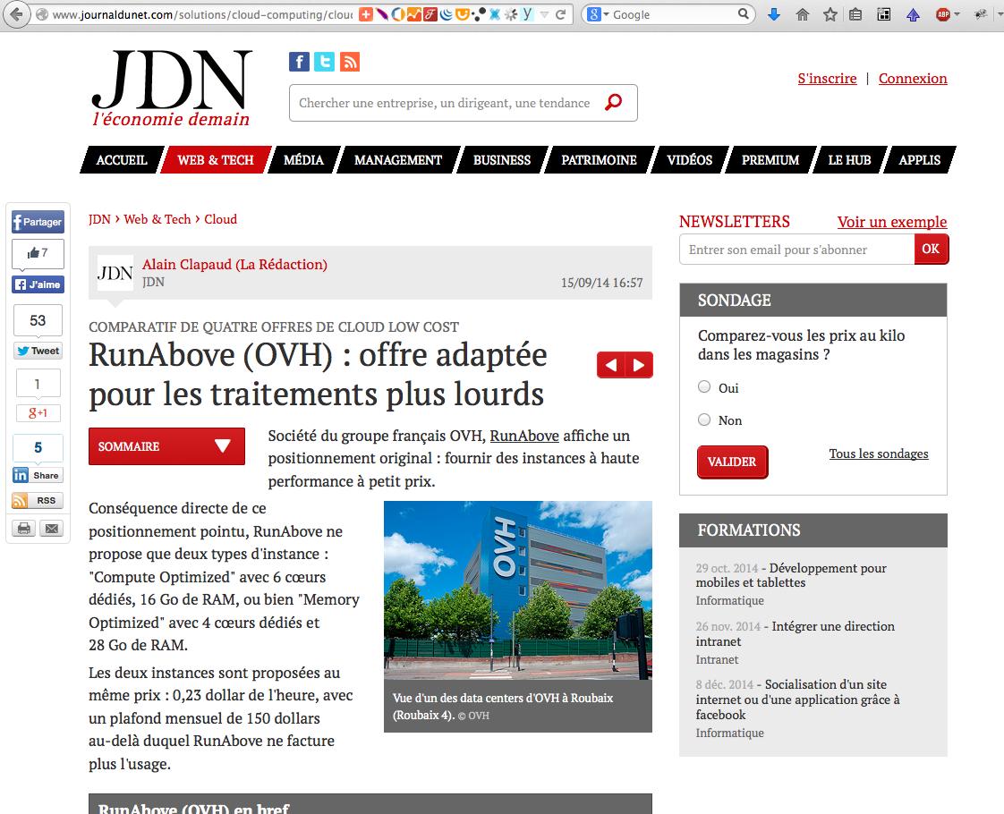 journaldunet.com 2014