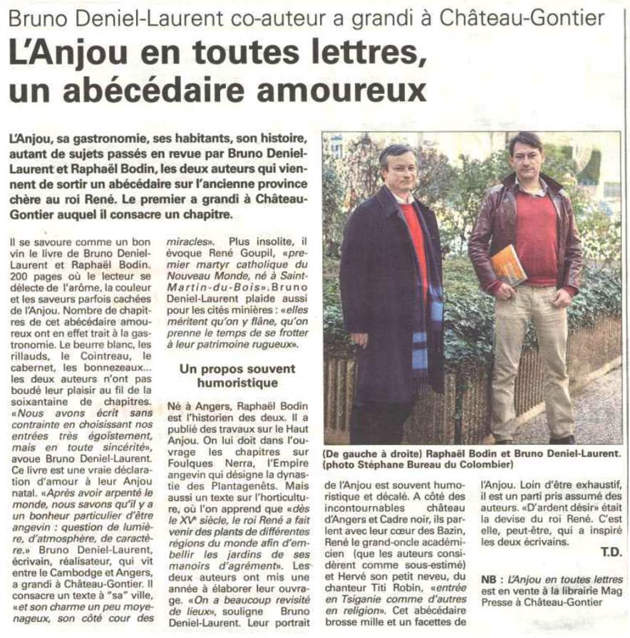 Haut Anjou 2011