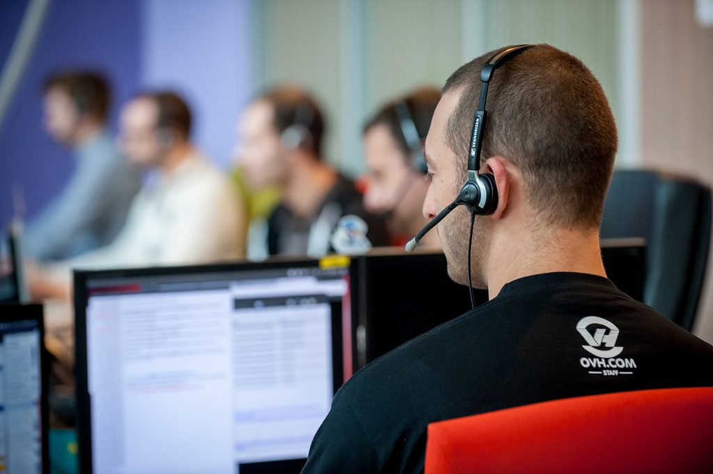 technical support team in 2013