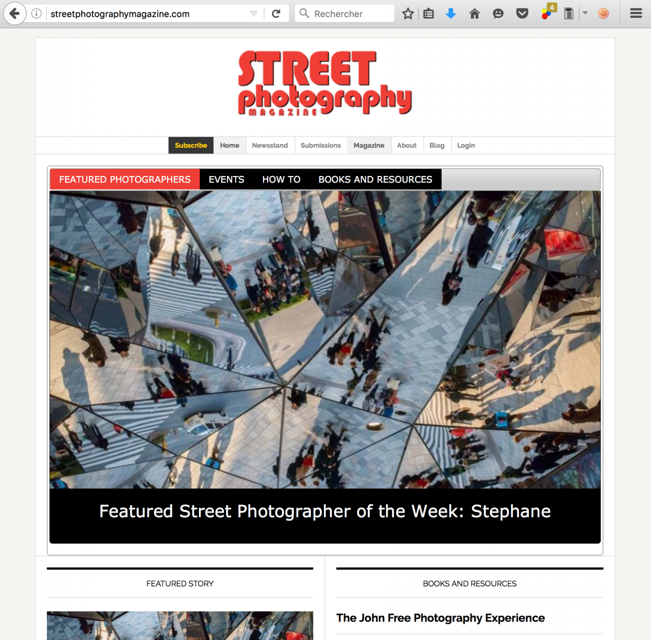 Featured Photographer of the week