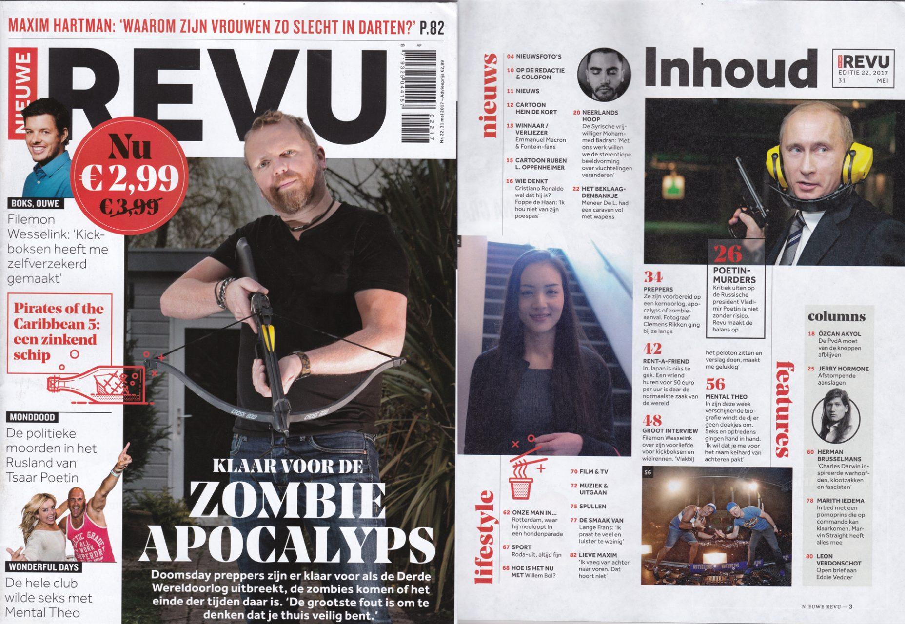 Revu nl magazine u stéphane bureau du colombier