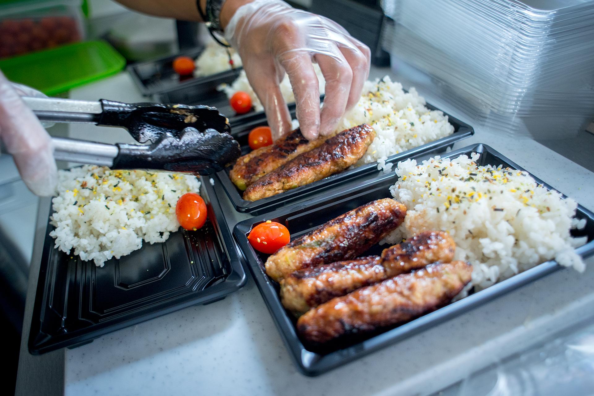 ペコペコ Cuisine Japonaise Ambulante